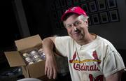 Dr. Lawrence Samuels is always making additions to his collections. The nationally recognized hair transplant surgeon and chief of dermatology at St. Luke's has extensive collections of baseball cards, signed baseballs, fine wine and rare coins.