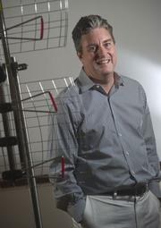 Richard Schneider, founder and CEO of Antennas Direct in Ellisville, has grown the company's revenue 276 percent in the past three years without the help of venture capital.