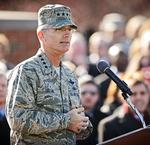 Gen. Paul Selva takes helm at Scott AFB's Air Mobility Command
