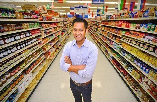 Shayn Prapaisilp, head of development for Global Foods