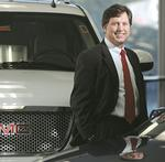 Back on the job: <strong>Dave</strong> <strong>Sinclair</strong> Jr. opens new dealership