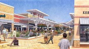 Taubman Prestige Outlets Chesterfield, a proposed $150 million, 450,000-square-foot outlet mall on North Outer 40 east of Boone's Crossing, could include Polo, an anchor tenant for outlet centers.