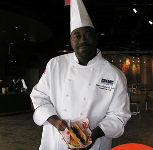 Chef Norman Taylor