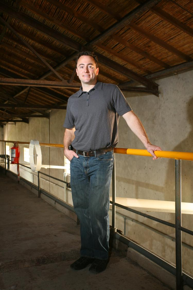 Cooper's Hawk Winery and Restaurant Founder Tim McEnery.