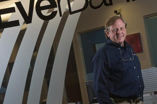 Frank Trotter, president of EverBank Direct in St. Louis