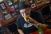 Blues City Deli, operated by owner Vince Valenza, offers deli sandwiches in the Benton Park neighborhood in south St. Louis.