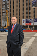 SLU names Mike Wolff <strong>dean</strong> of law school