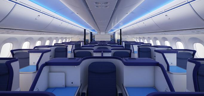 The Boeing Co.'s 787 Dreamliner has earned some pretty glowing reviews since entering service a year ago.