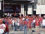 Playoff payoff: Cardinals pep rally shows redbird spirit