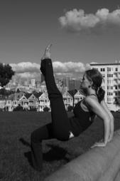 The Dailey Method combines core exercise, barre work and orthopedic exercises.