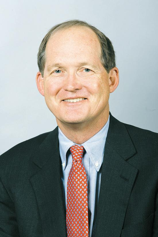 David Kemper, chairman and CEO of Commerce Bancshares