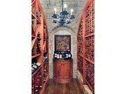 Huntleigh:The wine cellar.