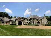 Litzinger: This 5 bed, 10 bath home at 9847 Litzinger Road is listed by Janet McAfee Real Estate for $6.65 million. The 12,873-square-foot home sits on a 3.4-acre lot.