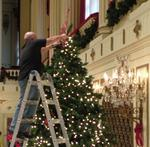 SLIDESHOW: Macy's decorates St. Louis Symphony's Powell Hall for the holidays