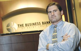 Dave Mishler has left The Business Bank of St. Louis, which he founded in 2002.
