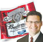 Dave Peacock stepping down as president of Anheuser-Busch
