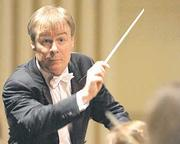 David Robertson: Music director, St. Louis Symphony