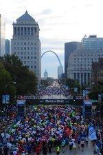 SLIDESHOW: Rock 'n' Roll Marathon attracts 20,000 runners to St. Louis