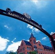 Saint Louis University fell four spots to 90th among national universities.