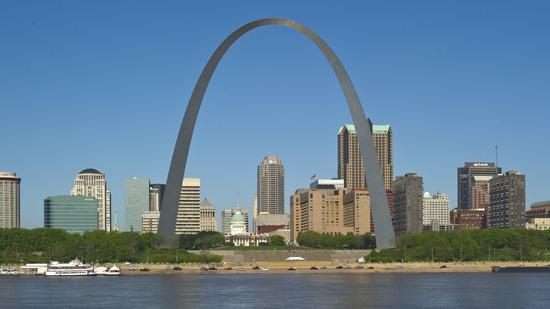 St. Louis was named a best place to retire under $40,000 by U.S. News and World Report.