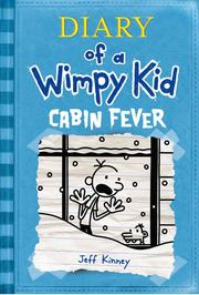 """2. """"Diary of a Wimpy Kid: Cabin Fever"""" by Jeff Kinney is about a character named Greg Heffley, who may or may not be in trouble over damaged done on school property. The book is $6.97 on Amazon."""