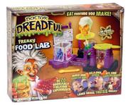 2. Funrise Toy Corp.'s Dr. Dreadful Drink Lab includes food packets, collectible experiment cards and recipes to make whatever concoction under the sun. It's selling at Toys R Us for $22.99.