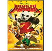 "Starring Jack Black, ""Kung Fu Panda 2"" costs around $13."
