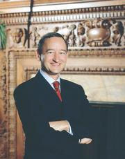 Mark Wrighton: Chancellor, Washington University