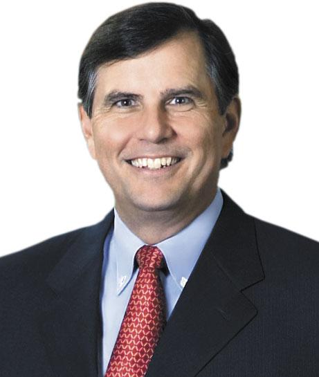 David Farr, Emerson chairman and CEO