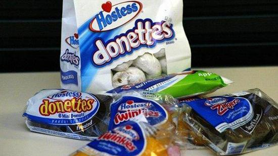 A judge has approved lead bids for Hostess's various brands of snack cakes and bread.