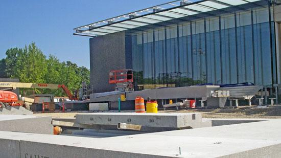 The East Building of the Saint Louis Art Museum is set to open in June.