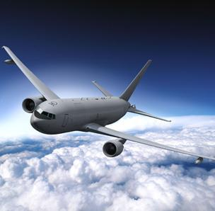 McConnell Air Force Base is in the running to be the home base for the U.S. Air Force's KC-46A tanker program.