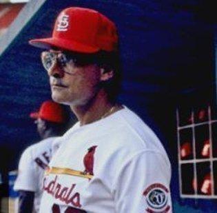 Tony LaRussa began managing the Cardinals in 1996.
