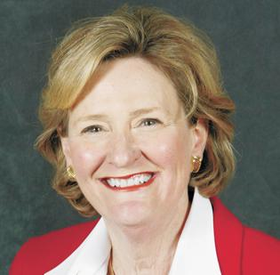 Lee Enterprises Chairman and CEO Mary Junck