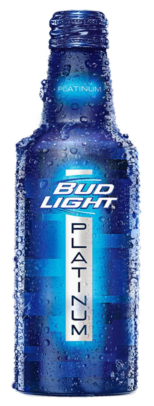 Anheuser-Busch is rolling out a new reclosable aluminum bottle for its Bud Light Platinum.