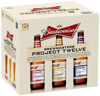Anheuser-Busch's Project 12 charged each of its 12  U.S. breweries with coming up with a small-batch brew. Columbus' 43229 brew was among six semi-finalists, but wasn't a winner.
