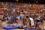 First Robotics competition brings 30,000 downtown