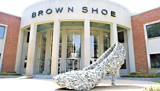 Brown Shoe is selling off underperforming assets and closing stores.