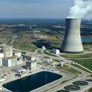 If Westinghouse is successful in winning DOE investment funds, it plans to build a small modular nuclear reactor (SMR) at Ameren Missouri's Callaway plant, shown above.