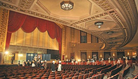Kiel Opera House, now called Peabody Opera House, received $12.5 million in state historic tax credit equity for its $79 million renovation.