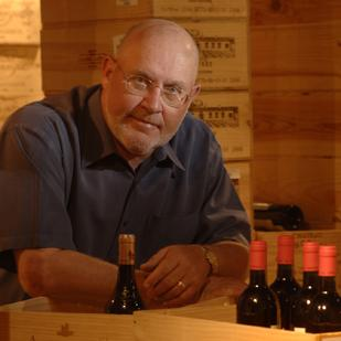 George Randall has seen a 5 percent jump in wine sales at his stores this year.