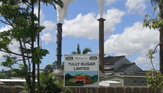 Tully Sugar Ltd. operates one of the biggest sugar mills in Australia.