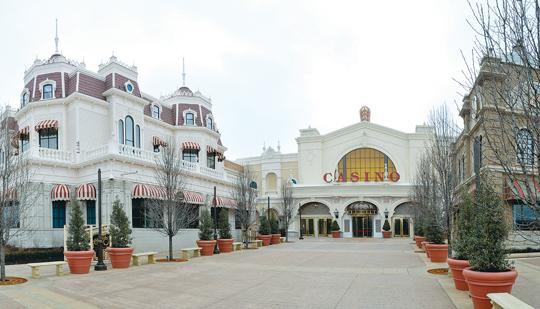 River City Casino celebrated its one-year anniversary in March.