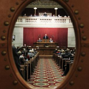 Gov. Jay Nixon delivered his State of the State on Wednesday night.