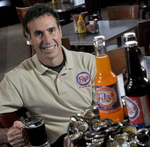 Michael Alter, Fitz's owner and president