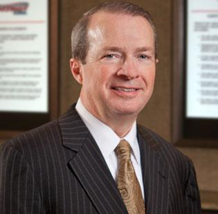 Bennett Hatfield, president and CEO of Patriot Coal Corp.
