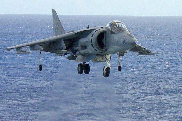 Boeing AV-8 Harrier
