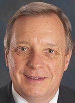U.S. Sen. Dick Durbin, D-Springfield