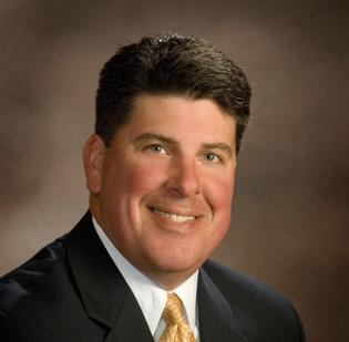 Mike England, the former president of Christian Brothers College High School