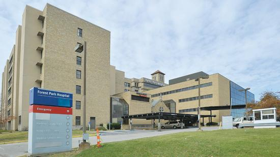 Forest Park Hospital became the Forest Park campus of St. Alexius Hospital, which plans to close the ER there.